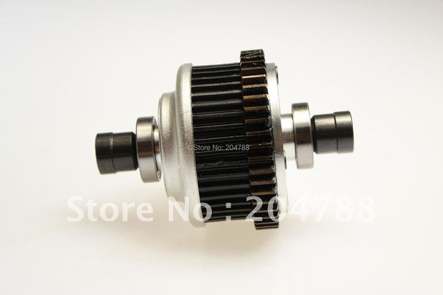 New arrival!!! Big Monster truck alloy Rear differential set, Free shipping