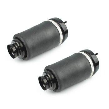 2 PC Für Mercedes ML W164 2007-2012 Neue Vorne Luftfederung Tasche OEM 1643206113 1643204513 1643205813 Air Frühling strut Tasche auto
