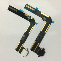 Original Black White Charger Dock USB Charging Connector Port Flex Ribbon Cable For IPad 5 Air