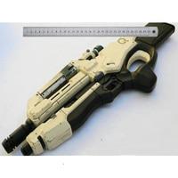 Mass Effect 3 M 96 Mattock Assault Rifle 1:1 Scale 3D Paper Model Handmade DIY Children Toy For Cosplay