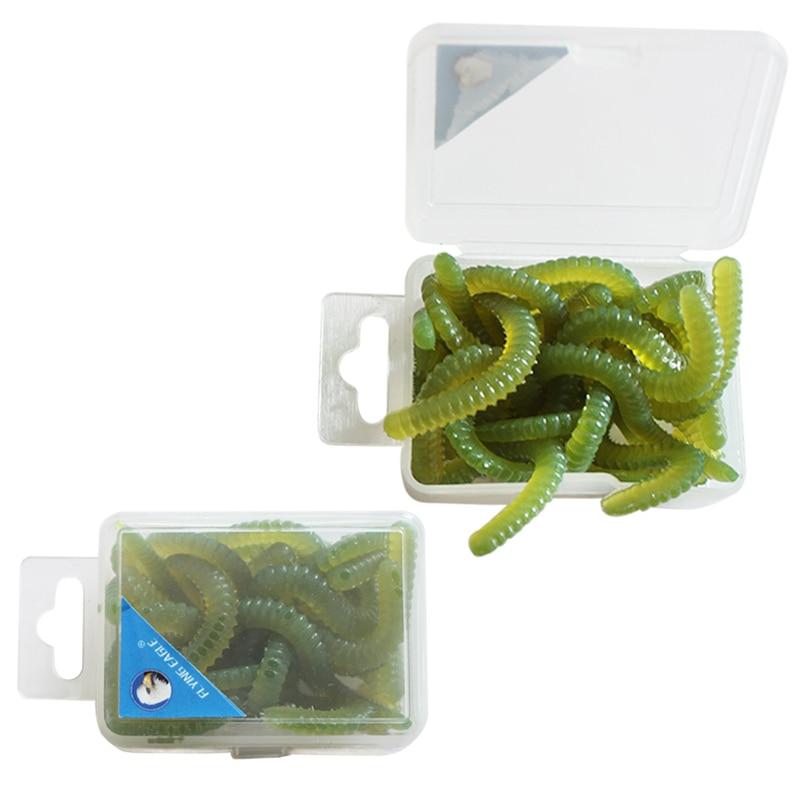 Soft bait, artificial bait, earthworm, red worm sand silkworm, pupa worm, maggots, lures, fishing supplies