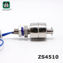 Liquid Float-Switch Water-Level-Sensor Stainless-Steel Tank Normal ZS4510 NC Close-Type