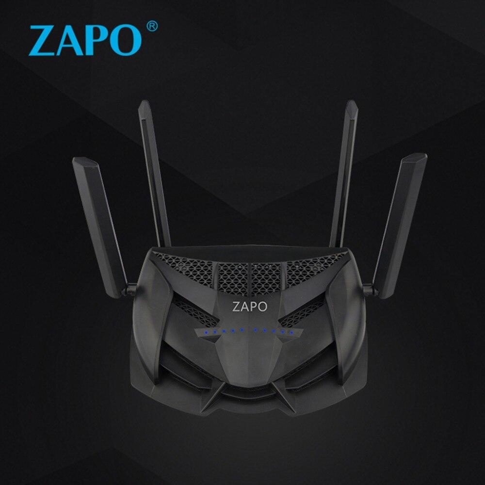 1200 Мбит/с двухдиапазонный usb-адаптер Беспроводной сети AC 2,4 ГГц/5 ГГц игровой маршрутизатор Интеллектуальный повторитель США ЕС Plug