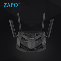 1200Mbps Dual Band USB Wireless Network AC 2.4GHz/5GHz Gaming Router Intelligent Repeater US EU Plug