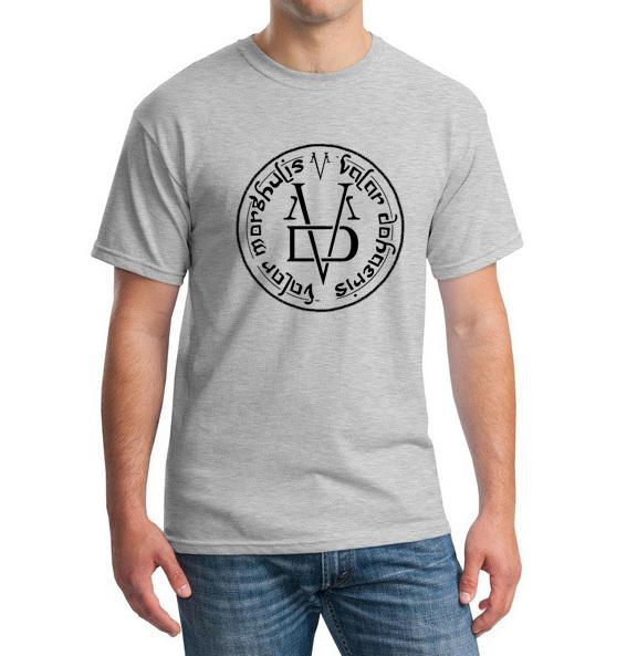 Game Of Thrones Valar Morghulis Cotton Casual Men's T-shirt