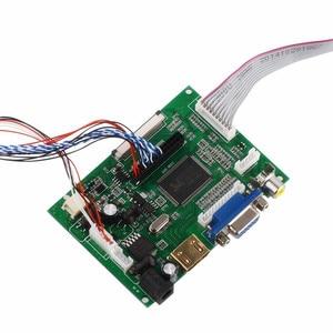 Image 3 - Accesorios para mechones 10,1 pantalla LCD Monitor LCD TFT + Kit HDMI VGA placa controladora de entrada para equipos de monitoreo