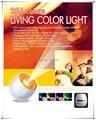 Hot! 2014 nova novidade 256 cores vivas luz LED cor tocar luz Ambient Light desk lamp para hotel, Casa, Almoce, Festa