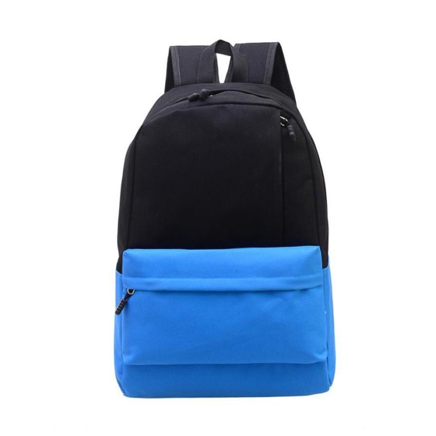 Vintage Canvas Backpack Rucksack Assassination Classroom School Satchel Bookbag Mochila Cuero Mujer Korean Fashion#20