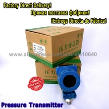 LCD Liquid Crystal Digital Display Pressure Transducer 100 Mpa With 0.1% Accuracy Peak Function