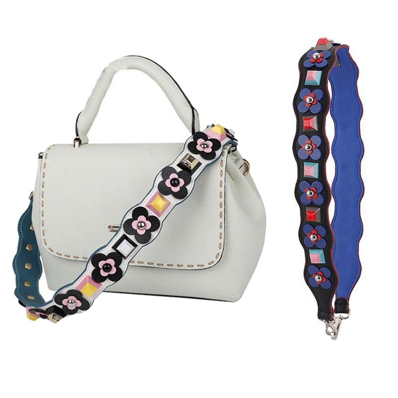 Rivet Replacement Shoulder Bag Straps