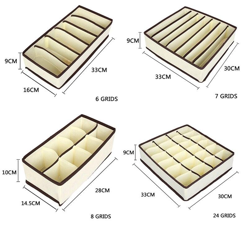 LASPERAL Cloth Storage Boxes 5