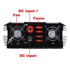 Image 5 - KROAK Power Inverter Max 10000W DC 12 V to AC 220V 240 Volt Car Adapter Charge Converter Modified Sine Wave USB Transformer