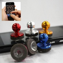 Mini Game Joystick Mobile Phone Physical Fling Joystick Touch Screen Rocker For iPhone4 Pads HCT Samsung Smart Phones