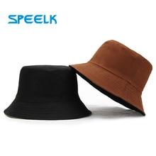 Sombreros de sol Unisex para mujer y hombre, sombrero de pescador de doble cara, Color puro, sombrero de fieltro Panamá para exteriores, visera, lavabo, novedad de verano