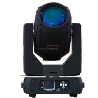 2pcs 350W Sharpy 17R Beam Moving Head Light +flight case DJ Lighting