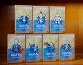 Conjunto completo de 7 Estilo 15 cm Fallout Vault 4 Menino Bobbleheads Série 1 Ação PVC Figura Toy