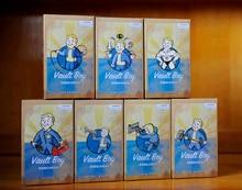 Полный комплект 7 Стиль 15 см Fallout 4 Vault Boy Bobbleheads Серии 1 ПВХ Фигурку Игрушки