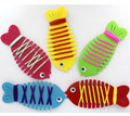Kids Diy Handmaking Toys Easy Crafts Non-Woven Cloth Fish Kids Child Creative Activity DIY Toys DY22