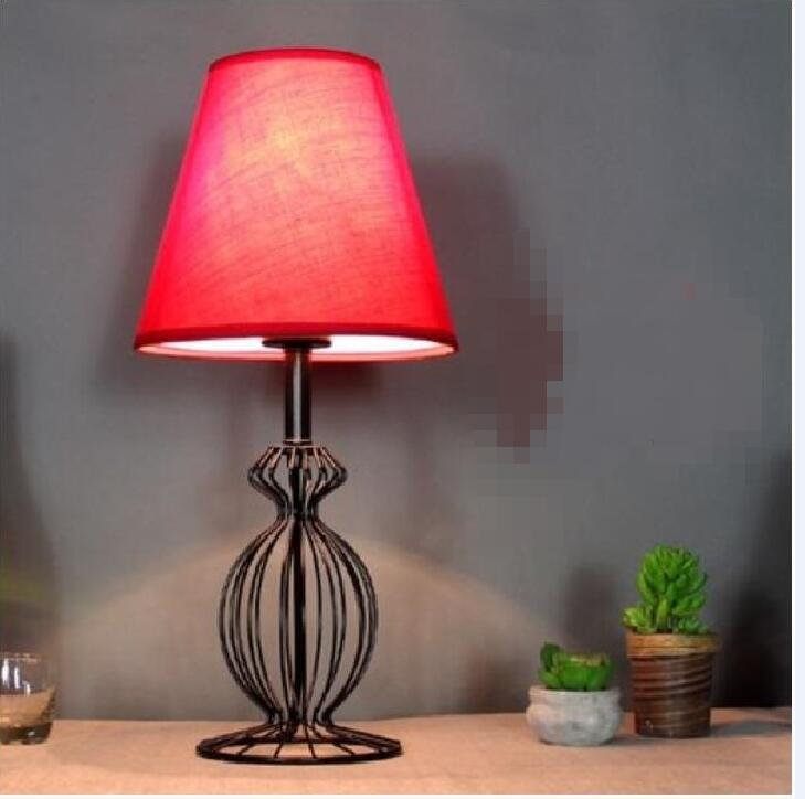 Living room bedroom bedside table lamp American style simple style lighting modern garden lamps TA9136 french garden vertical floor lamp modern ceramic crystal lamp hotel room bedroom floor lamps dining lamp simple bedside lights