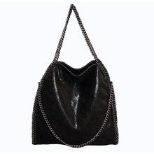 Luxus Frauen Designer-handtaschen Hoher Qualität Hobos Messenger Crossbody Taschen Modekette Weiblichen Sac Femme Schultertasche Tote