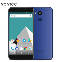 Vernee M5 Fingerprint Smartphone Android 7 0 Octa Core 4GB RAM 32GB ROM MTK6750 2SIM 13MP