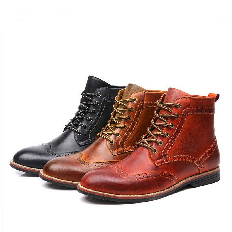 Popular Winter Dress Boots for Men-Buy Cheap Winter Dress Boots ...