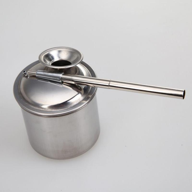 Керамика инструменты из нержавеющей стали глазурованный горшок керамической глины инструменты глины инструмент великого 100/200/300 мл