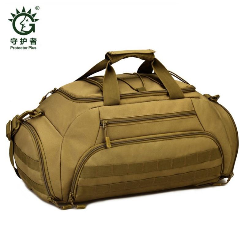 Dos Homens quentes de 35 litros de multi-funcional bolsa de viagem Moda Casual melhor aeronave mochila bolsa de ombro Grande Capacidade mochila