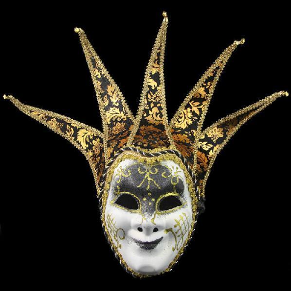 Aliexpress.com : Buy Novelty Party Jester/Jolly Mask ...