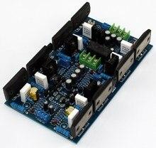 Усилитель мощности Доска 2SA1494/2SC3858 Двухканальной Amp 300 Вт + 300 Вт для 2.0 усилители класса DIY аудио усилитель доска