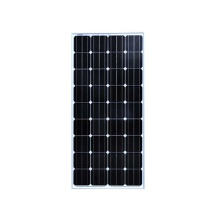 solar panel 100w 12v pannello solare monocrystalline solar battery china fotovoltaicos solar energy