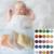 Feltro De Lã Merino Lã Envoltório Camada de Vagabundagem Fluff Fluff Enchimento Cesta Bebê Recém-nascido Foto Prop Fotografia Prop Lã Enchimento Cesta