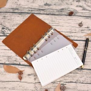 Image 5 - Cahier daffaires classique, cahier, couverture en cuir véritable, feuille ample, carnet de voyage, Journal de voyage, carnet de croquis, offre spéciale