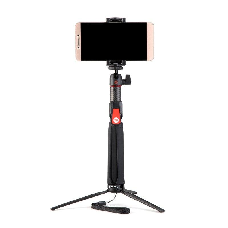 Selfie Bâton Trépied Stand 4 dans 1 Extensible Monopode Bluetooth À Distance Mont Téléphone pour IOS/Android pour Caméras/Caméra Vidéo d'action