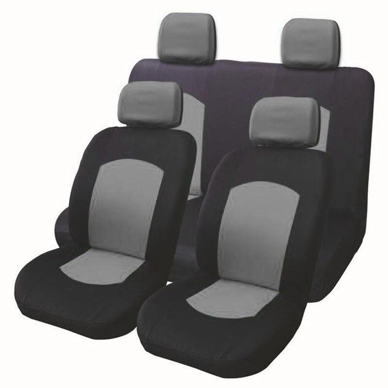 Tampas de assento & Suporta Tampa de Assento Do Carro Universal Caber A Maioria Dos Casos de Carro Auto Interior Acessórios de Decoração Assento de Carro Protetor