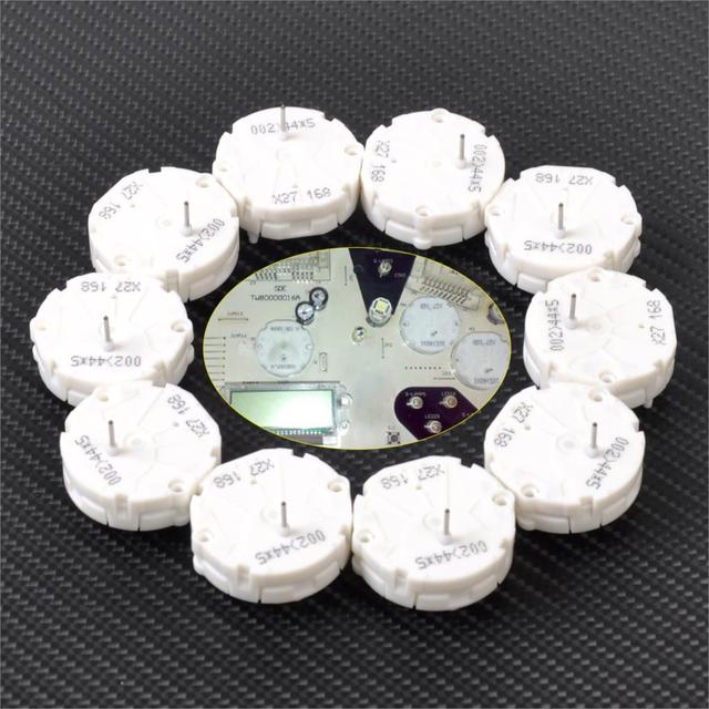 25PCS X27-168 Stepper Motor Speedometer Gauge Repair Instrument Cluster for GMC Chevrolet Chevy Pontiac Cadillac Buick 2003~2007