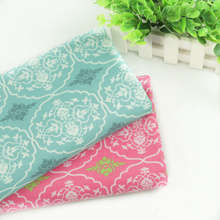 Plain Pure Cotton Fabric DIY Patchwork Cotton Fabric Floral Printed Cotton Sewing Quilting Material Cloth For Home Textile Dress floral printed cotton fabric patchwork cotton plain fabric high quality pure cotton for diy sewing quilting material cloth craft