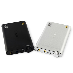 Image 1 - Topping NX4DSD ES9038Q2M USB DAC DSD AMP Portable Decoder Headphone Amplifier XMOS XU208 NX4 DSD
