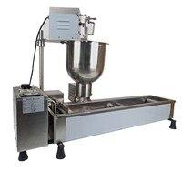 1 шт. автоматический пончик машина t 101 220 В/50 Гц/3000 Вт автоматическая система подсчета с 3 комплекта формы