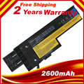4 КЛЕТКИ Latpop Батарея Для IBM Lenovo THINKPAD X60 X60s X61 X61s 40Y6999 40Y7001 92P1171