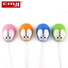 лучшая цена Mini Wired Computer Mouse Cute Animal Optical Usb Cable Mause Lovely Cartoon Rabbit Portable Pink Gift Mice For Kids For Laptop