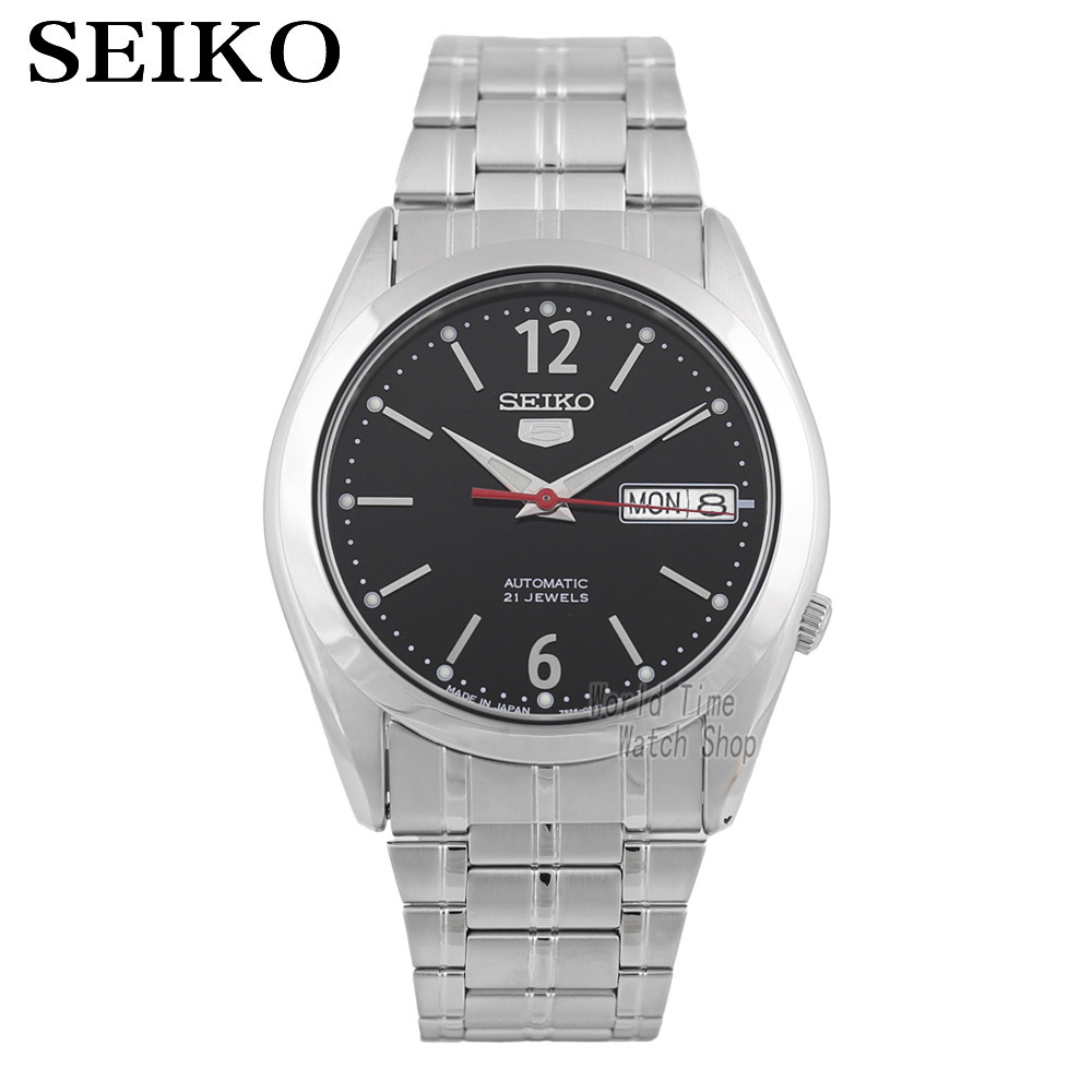 Seiko Watch Mechanical Sport Luxury Top-Brand Waterproof Men Relogio 5 Masculinosnk