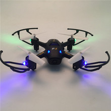 STLRC mini 2 4Ghz 4ch rc drone with wifi camera auto hover 1pcs extra battery