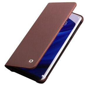 Image 3 - اليدوية جلد طبيعي حافظة لهاتف Huawei P30 برو VOG L09 VOG L29 حالة محفظة حقيبة بفتحة لإخراج البطاقة فليب غطاء لهواوي P30Pro غطاء