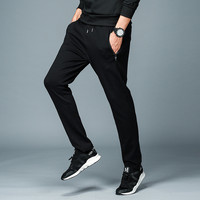 MRMT 2019 Brand New Style Men's Casual Self cultivation Trousers Pants Pure Color Knitted Pants for Male Trousers