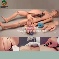 Senior Childbirth Labor And Mother And Son First Aid Model BIX F55 WBW255