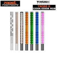 Yongnuo YN360 YN360 II Handheld Ice Stick LED Video Light Built In Battery 3200k To 5500k