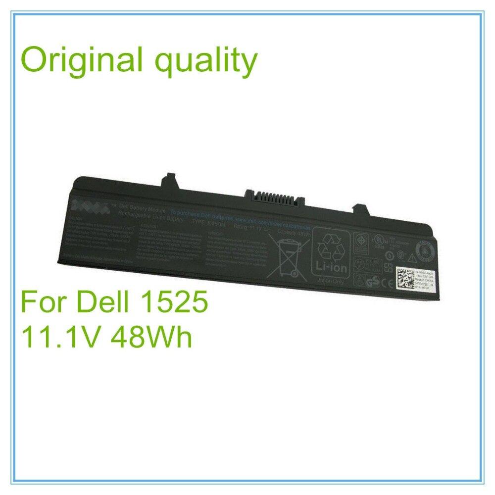 Bateria do Laptop Original para 1545 1440 1526 1525 1750 K450N X284G 6-cell