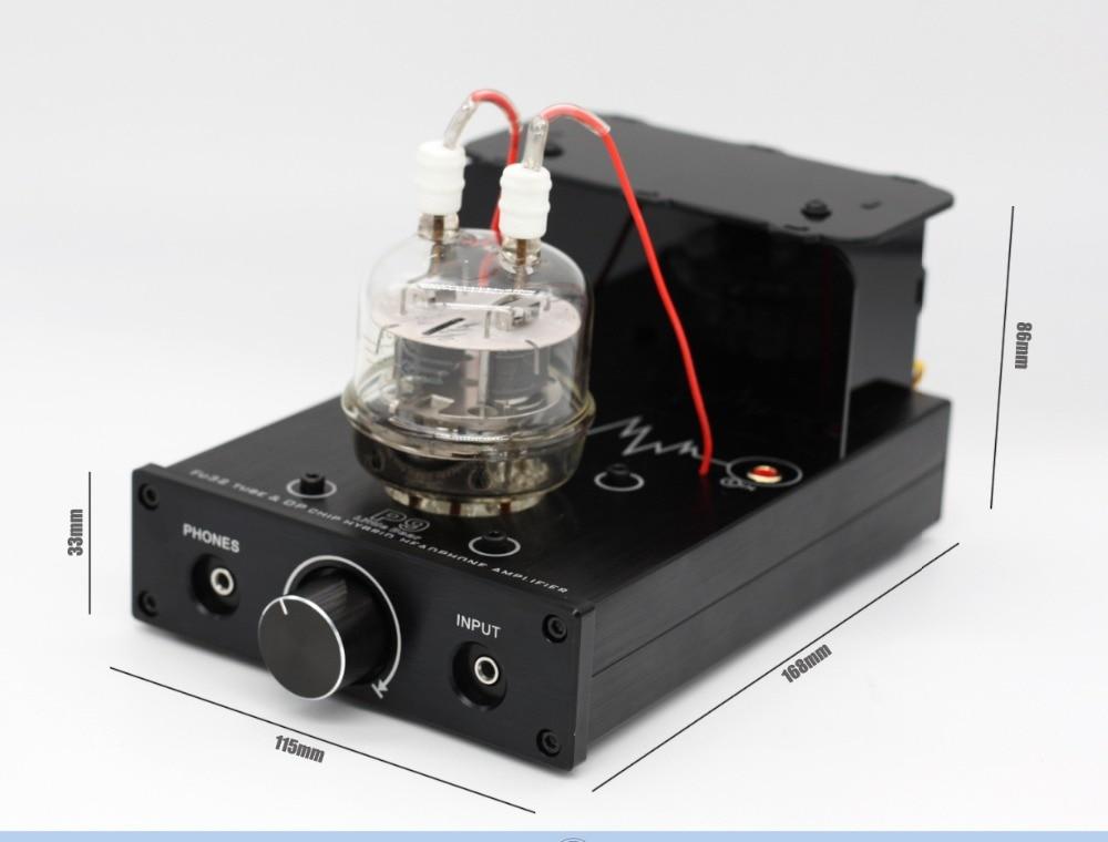 Little Bear P9 FU32 Vacuum tube valve Hybrid Stereo