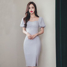 Women Sexy Dress Fashion  Summer Dress Vestidos  Clothing Elegant Part